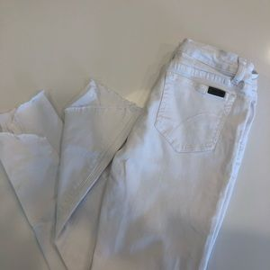 Joes white jeans